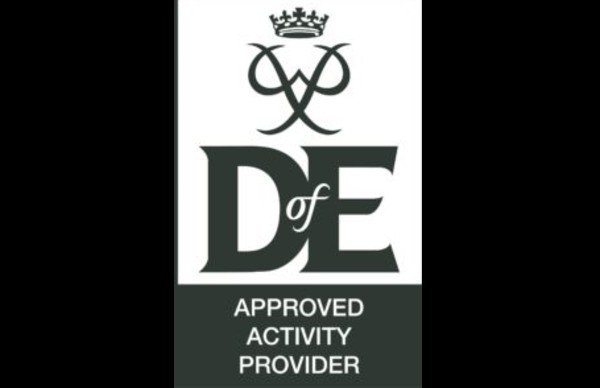 We are an approved DofE provider